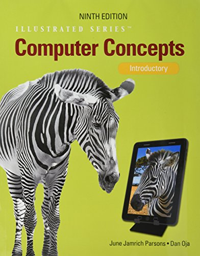 9781285151120: Bundle: Computer Concepts: Illustrated Introductory, 9th + Computer Concepts CourseMate with eBook Printed Access Card