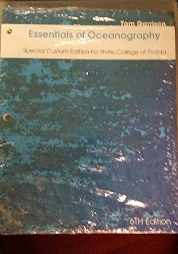 9781285151830: SCF Essentials of oceanography