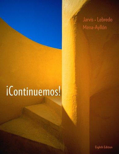 9781285152639: Bundle: Continuemos!, 8th + Heinle iLrnAdv Printed Access Card