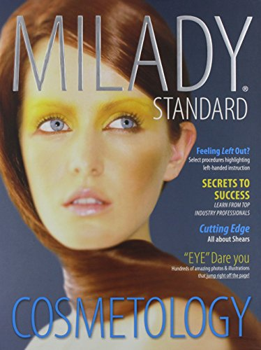 9781285158129: Milady's Standard Cosmetology 2012 + Theory Workbook + Exam Review + Printed Access Card for Milady U Online Licensing Preparation Pkg