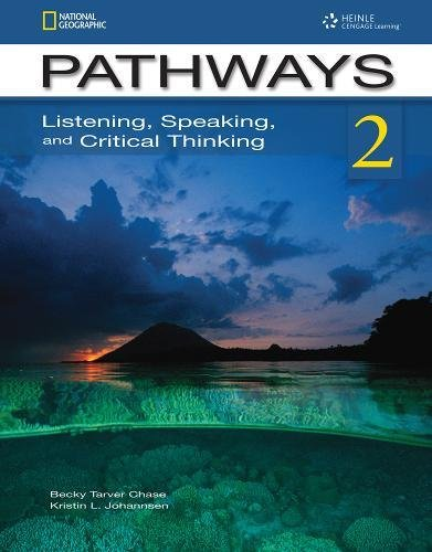 9781285159751: Pathways Listening & Speaking 2B: Student Book & Online Workbook Split Edition