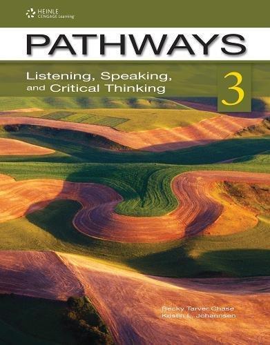 9781285159775: Pathways Listening & Speaking 3B: Student Book & Online Workbook Split Edition