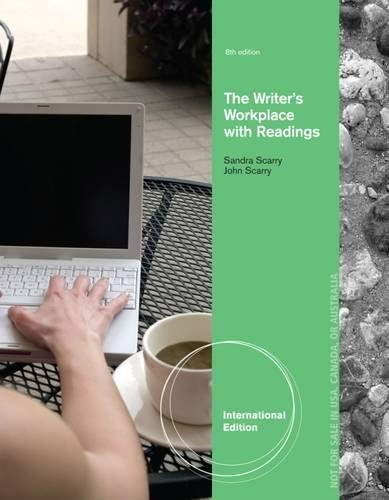 9781285161839: The Writer's Workplace with Readings: Building College Writing Skills, International Edition