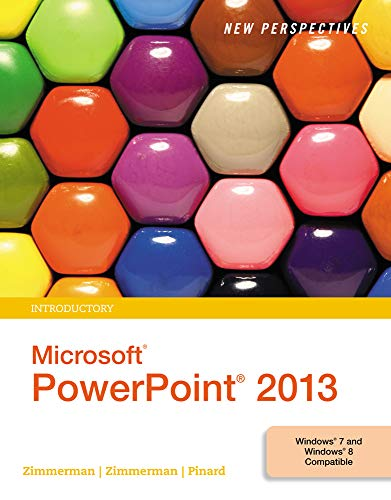 9781285161853: New Perspectives on Microsoft PowerPoint 2013, Introductory (New Perspectives Series)