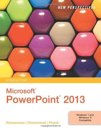 9781285162010: New Perspectives on Microsoft PowerPoint 2013, Introductory (New Perspectives Series)