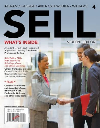 9781285164724: SELL4 (with CourseMate Printed Access Card) (New, Engaging Titles from 4LTR Press)