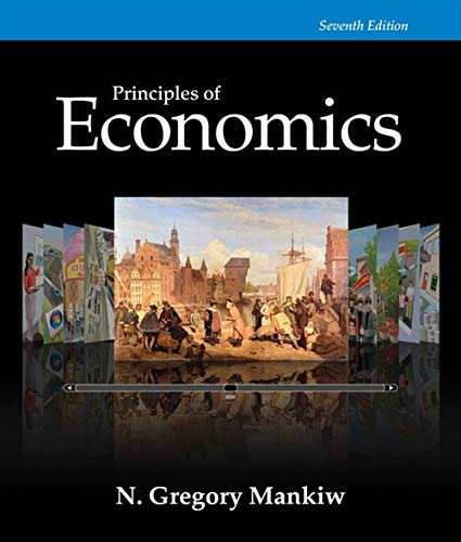 9781285165875: Principles of Economics, 7th Edition (Mankiw's Principles of Economics)