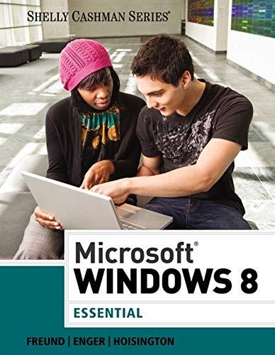 Microsoft Windows 8: Shelly, Gary B.;
