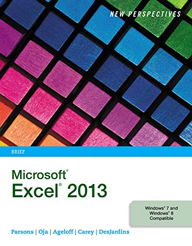 9781285169392: New Perspectives on Microsoft Excel 2013, Brief