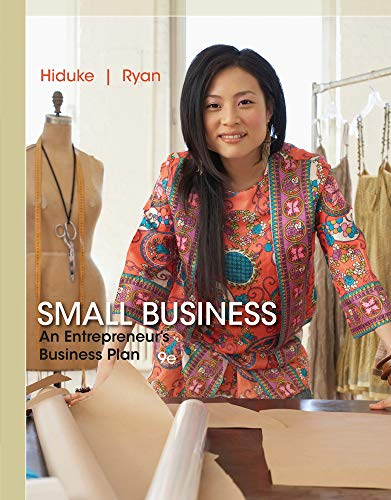 9781285169958: Small Business: An Entrepreneur's Business Plan