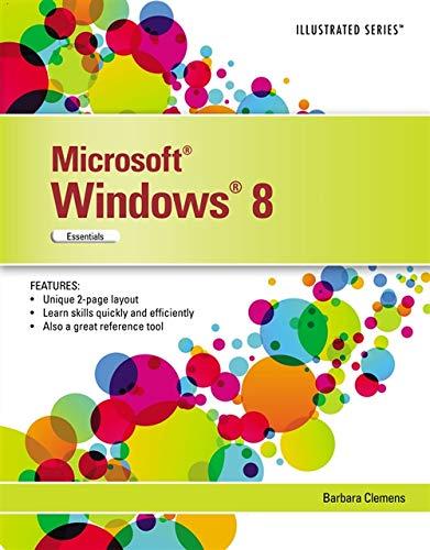 9781285170114: Microsoft Windows 8: Illustrated Essentials