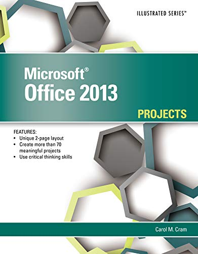 9781285170329: Microsoft Office 2013: Illustrated Projects