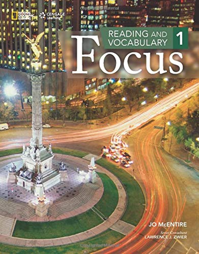 9781285173191: Reading and Vocabulary Focus 1