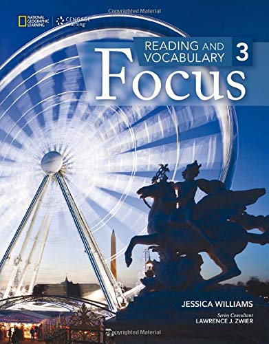 9781285173368: Reading and Vocabulary Focus 3