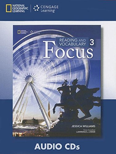 9781285173382: Reading and Vocabulary Focus 3: Audio CDs