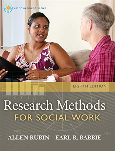 9781285173467: Research Methods for Social Work, 8th Edition (Brooks/Cole Empowerment Series)