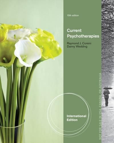9781285175591: Current Psychotherapies