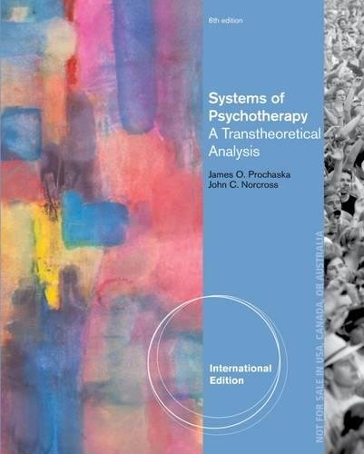 9781285175768: Systems of Psychotherapy, International Edition