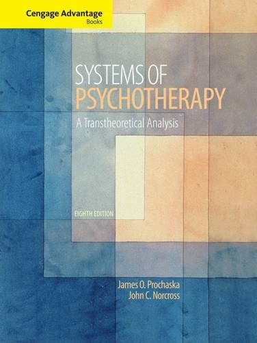 9781285176024: Cengage Advantage Books: Systems of Psychotherapy: A Transtheoretical Analysis