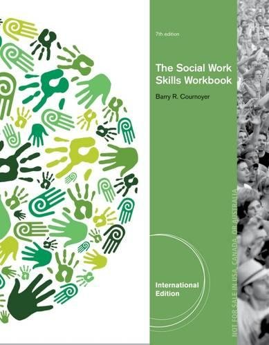 9781285177212: The Social Work Skills Workbook