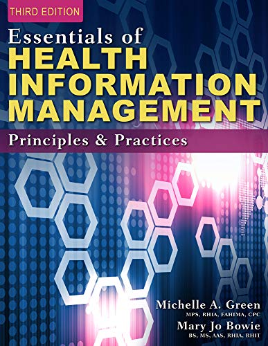 9781285177267: Essentials of Health Information Management: Principles and Practices
