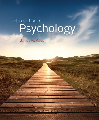 Introduction to Psychology (1285177681) by James W. Kalat
