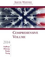 9781285178486: South-Western Federal Taxation Comprehensive Volume 2014