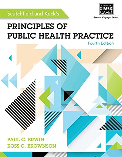 9781285182636: Scutchfield and Keck's Principles of Public Health Practice