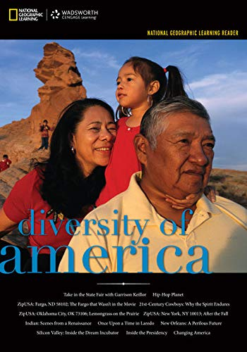 9781285183169: National Geographic Learning Reader: Diversity of America (Book Only)