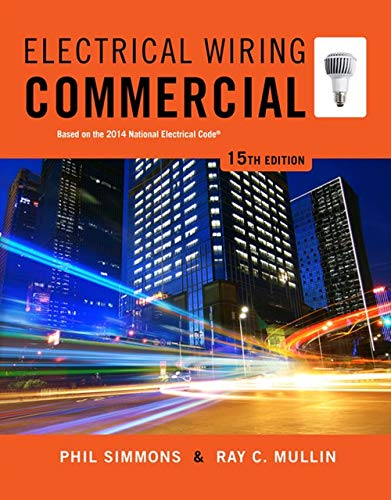 9781285186856: Electrical Wiring Commercial