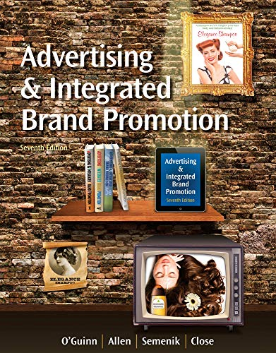 9781285187815: Advertising and Integrated Brand Promotion (with CourseMate with Ad Age Printed Access Card)