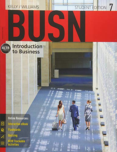 9781285187822: BUSN: Introduction to Business
