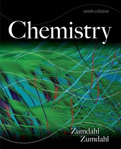 9781285188492: Chemistry, Hybrid Edition (with OWLv2 24-Months Printed Access Card)
