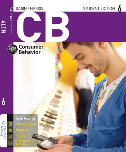 9781285189475: CB6 (with CourseMate Printed Access Card) (New, Engaging Titles from 4LTR Press)