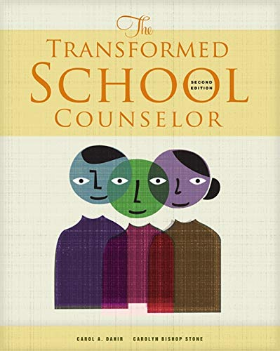 9781285191201: The Transformed School Counselor