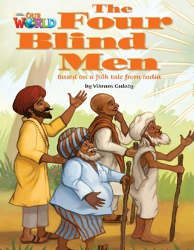 9781285191256: Our World Readers: The Four Blind Men: British English (Our World Readers (British English))