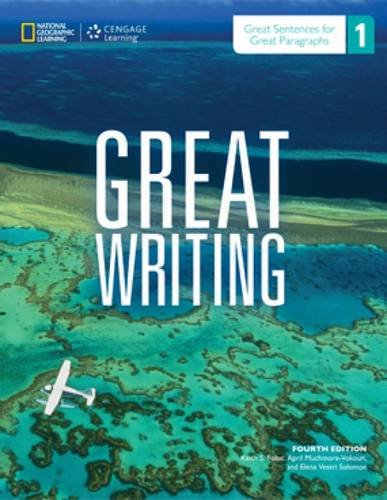 9781285194882: Great Writing 1: Great Sentences for Great Paragraphs (Great Writing, New Edition)