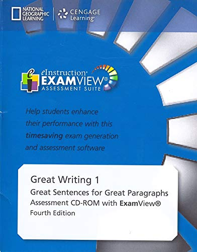 9781285194899: Great Writing 1 Assessment CD ROM with ExamView