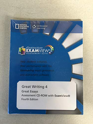 9781285194912: Great Writing 2 Assessment CD-ROM with ExamView