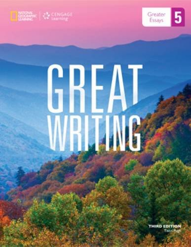 9781285194967: Great Writing 5: From Great Essays to Research