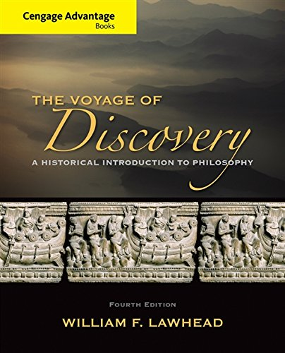 9781285195933: Cengage Advantage Series: Voyage of Discovery: A Historical Introduction to Philosophy