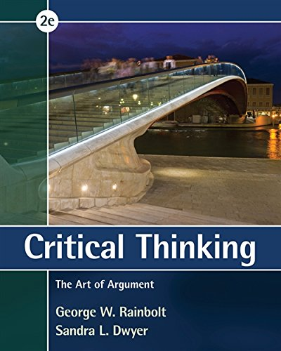 9781285197197: Critical Thinking: The Art of Argument