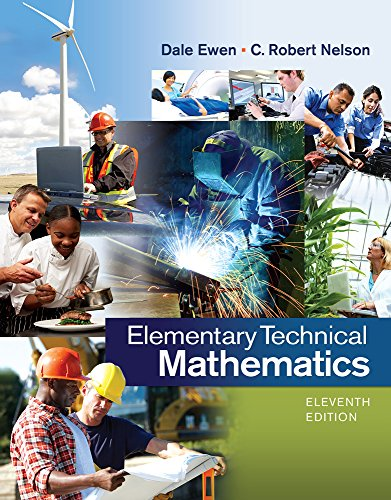 9781285199191: Elementary Technical Mathematics