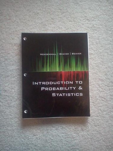 9781285215914: Introduction to Probability & Statistics