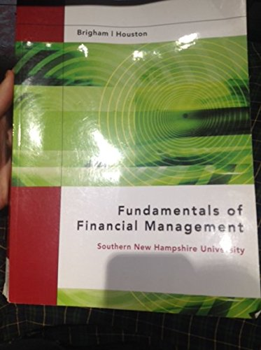 9781285252803: Fundamentals of Financial Management
