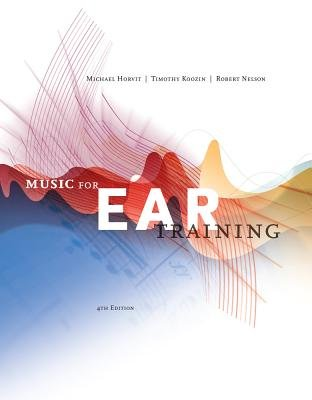 9781285256092: Music for Ear Training(4th ed) & Music for Sight Singing(6th ed) & Music Coursemate