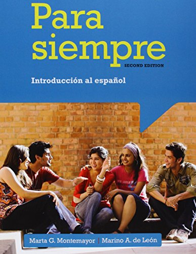 9781285264134: Bundle: Para siempre: A Conversational Approach to Spanish, 2nd + iLrn™: Heinle Learning Center Printed Access Card