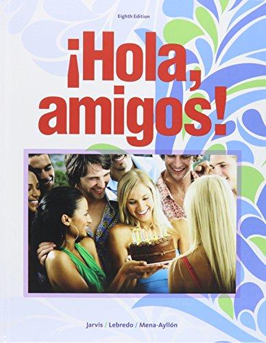 9781285267043: Bundle: Hola, amigos!, 8th + SAM + Premium Web Site, 4 terms (24 months) Access Code