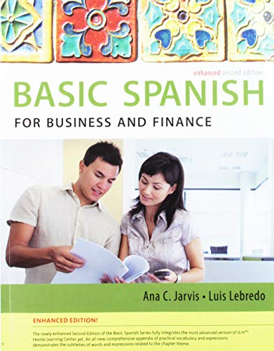 9781285267326: Bundle: Spanish for Business and Finance Enhanced Edition: The Basic Spanish Series + iLrn™ Heinle Learning Center 4 term (24 months) Printed Access Card