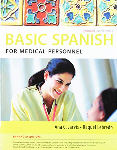 9781285267340: Bundle: Spanish for Medical Personnel Enhanced Edition: The Basic Spanish Series, 2nd + iLrn™ Heinle Learning Center, 4 terms (24 months) Printed Access Card for Spanish for Medical Personnel
